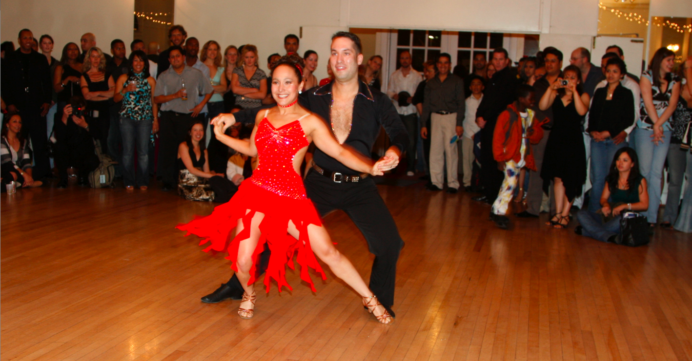Picture on Swing Dance Steps